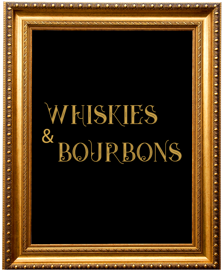 205 Dry Whiskey & Bourbons