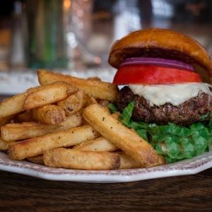 205 Dry Burger